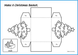 Christmas Basket Activity