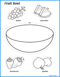 Fruit Bowl Activity