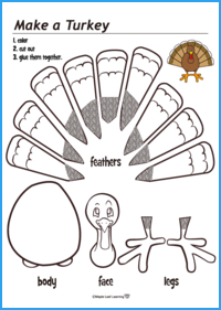 Make a Turkey