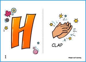 H.A.P.P.Y. flashcards