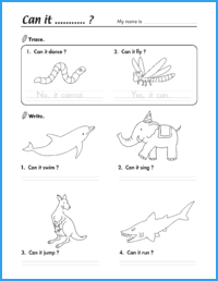 Can It? Worksheet