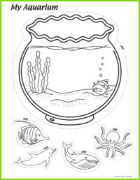 My Aquarium Activity