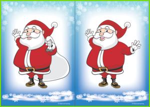Silly Santa Game