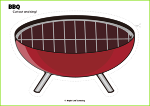 BBQ Song Activity