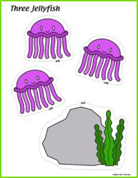 Three Jellyfish Activity